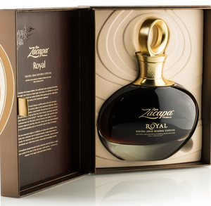 Zacapa Royal Solera + GB 45% 0,7l