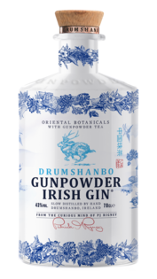 Drumshanbo Gunpowder Ceramic 43% 0.7L