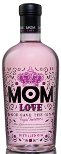 MOM Love Gin 37.5% 0.7L