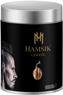 HAMSIK COFFEE Mletá 250G