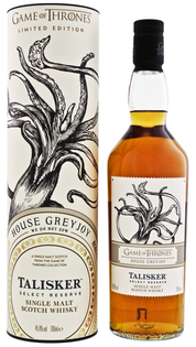 Whisky Talisker Game of Thrones GB 45,8% 0,7l