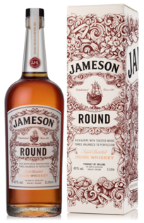 Whisky Jameson Round GBX 40% 1l