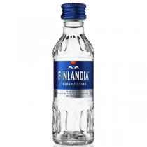 Mini finlandia Vodka 40% 0.05L