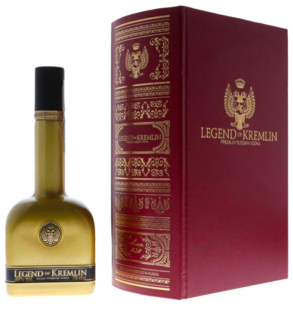 Legend of Kremlin Rouge 40% 0,7l