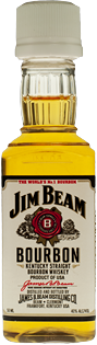 Mini Jim Beam 40% 0,05l