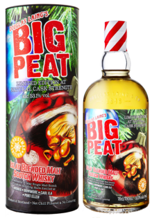 Big Peat CHRISTMAS EDITION TUBA 53.1% 0.7L