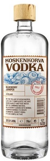Koskenkorva Blueberry Juniper 37,5% 0,7L