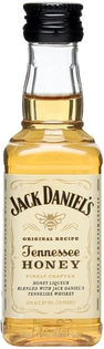 Whisky Mini Jack Daniels Honey v plaste 35% 0,05l